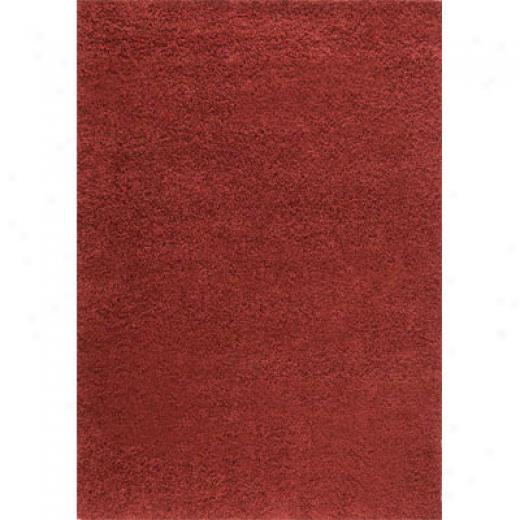 Klaussejr Home Furnishings Ground Cover 8 X 10 Paprika Area Rugs