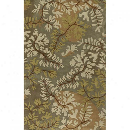 Klaussner Home Furnishings Fern Valley 5 X 8 Fern Valley Area Rugs
