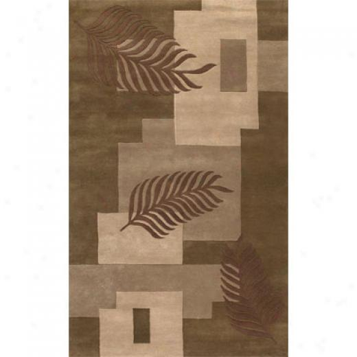 Klaussner Home Furnishings Urban Appeal 8 X 11 Tan Area Rugs