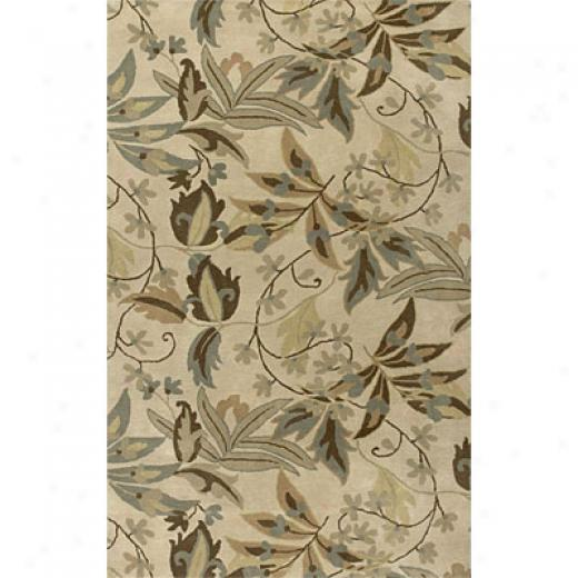Klaussner Home Furnishings Foliage 8 X 11 Foliage Area Rugs