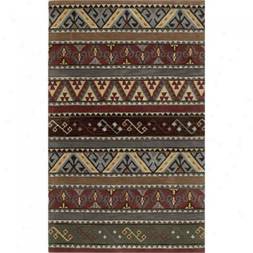 Klaussner Home Furnishings True West 5 X 8 True West Area Rugs