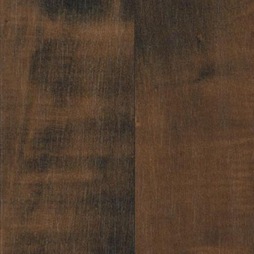 Kronotex Herrnigton Burnished Chocolate Maple Laminate Flooring