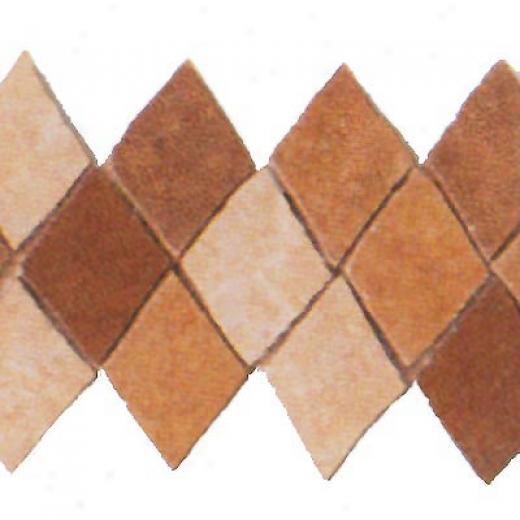 Laufen Vail Mosaic 7 X 13 Multicolor Tile & Stone
