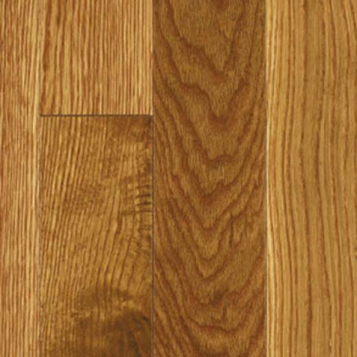 Lauzon Classics Northern 2-1/4 Inch White Oak Amaretto Wo0205k5