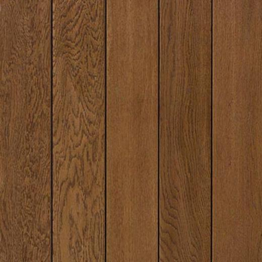 Lm Flooring Bandera Hand-sculptured Plank 5 White Oak Gunstock Hardwood Flooring