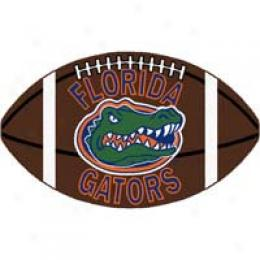 Logo Rugs Florida University Florida Football 3 X 6 Area Rugs