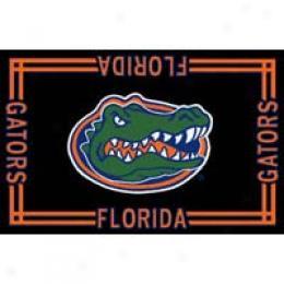 Logo Rugs Florida University Florida Area Rug 3 X 5 Area Rugs
