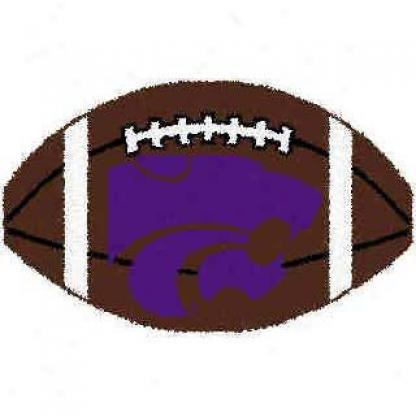 Logo Rugs Kansas State University Kansas State Football 15
