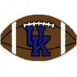 Logo Rugs Kentucky University Kentucky Flotball 15