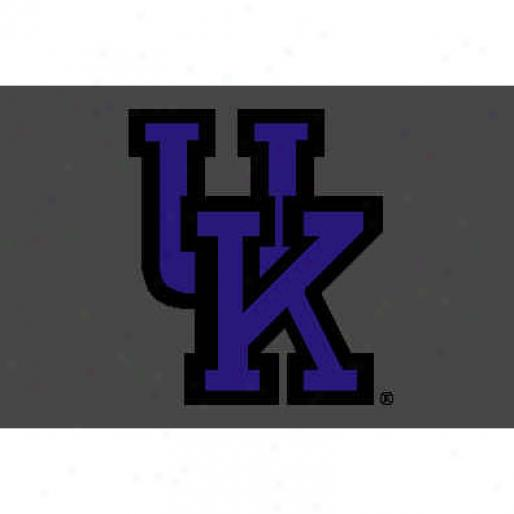 Logo Rugs Ken5ucky University Kentucky Entry Mat 1 X 2 Area Rugs