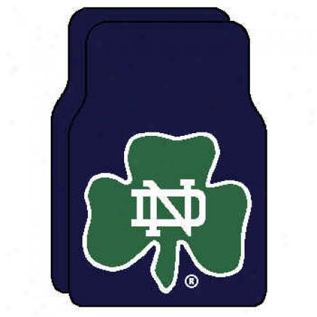 Logo Rugs Notre Dame University Notre Dame Area Rug 3 X 5 Area Rugs