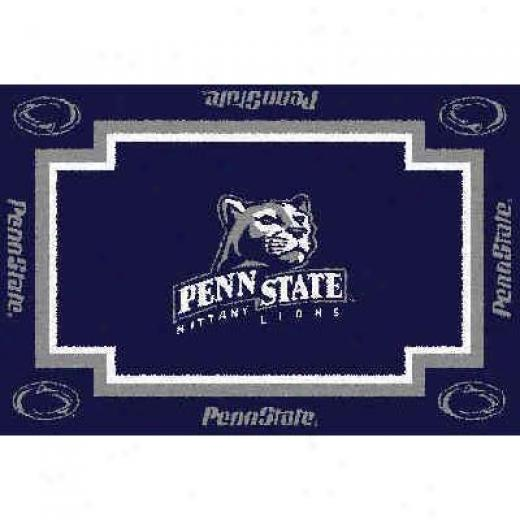 Logo Rugs Penn State University Penn State Area Rug 4 X 6 Area Rugs