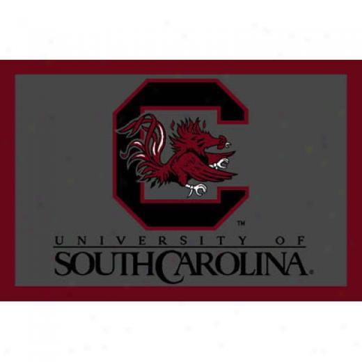 Logo Rugs South Carolina University South Carolina Superficial contents Rug 3 X 5 Area Rugs