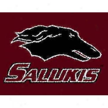 Logo Rugs Southern Illinois University Southern Illinios Entry Mat 2 X 2 Area Rugs