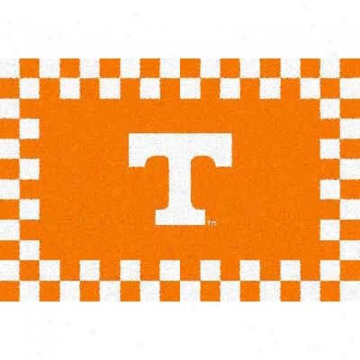 Logo Rugs Tennessee University Tennessee Area Rug 4 X 6 Area Rugs