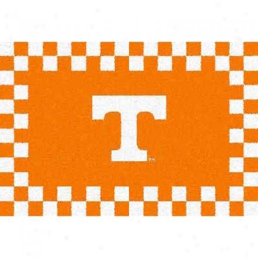 Logo Rugs Tennessee University Tennessee Area Rug 4 X 6 Area Rugs