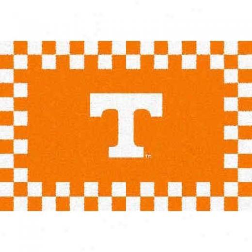 Logo Rugs Tennessee University Tennessee Area Rug 3 X 5 Area Rugs