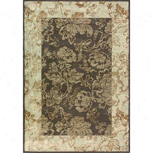 Loloi Rugs Ambrose 3 X 8 Chocolate Beige Area Rugs