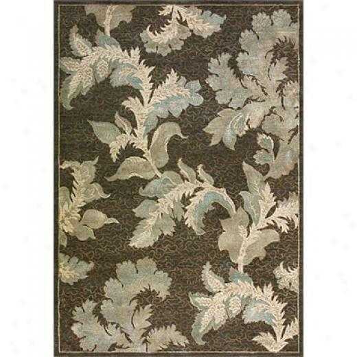 Loloi Rugs Ambrose 5 X 8 Chocolate Area Rugs