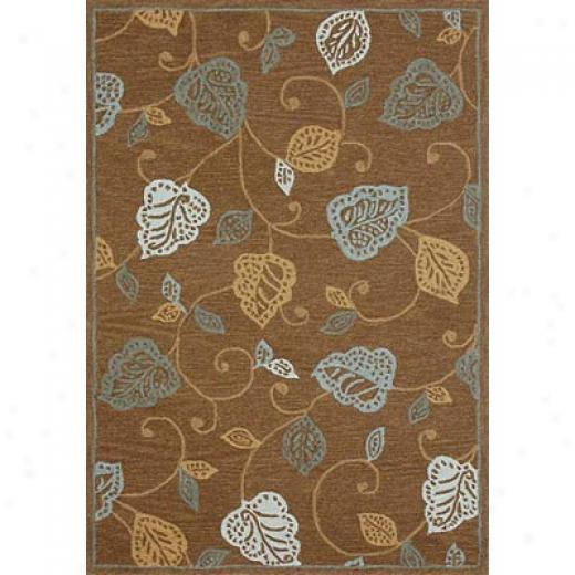 Loloi Rugs Chelsy 5 X 8 Brown Area Rugs
