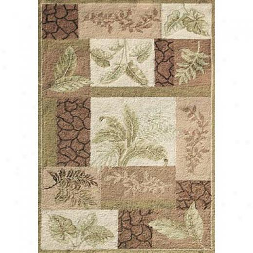 Loloi Rugs In-dora 5 X 8 Beige Blue Area Rugs