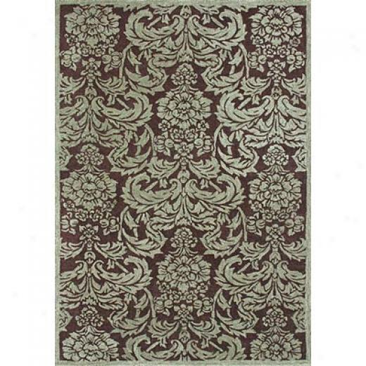 Loloi Rugs Kendall 8 X 11 Brown Sage Area Rugs