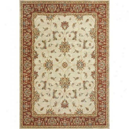 Loloi Rugs Bequest 2 X 3 Ivory Decay Region Rugs