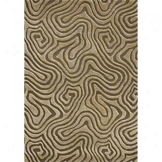 Loloi Rugs Miron 5 X 8 Taupe Area Rugs