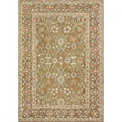 Loloi Rugs Prestonwood 8 X 11 Latte Region Rugs