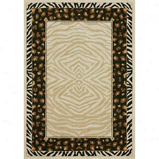 Loloi Rugs Safari 8 X 10 Ivory Area Rugs