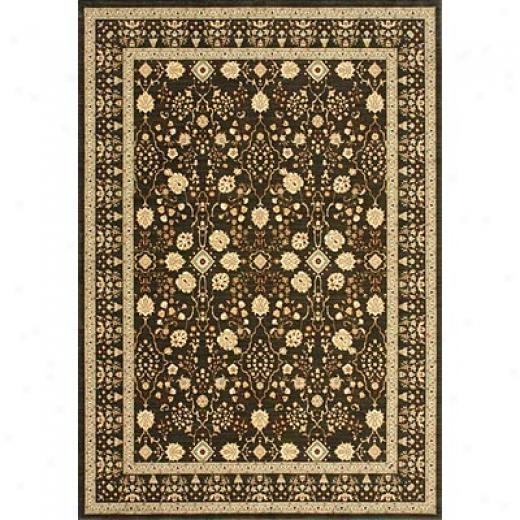 Loloi Rugs Stanley 8 X 10 Expresso Expresso Area Rgs