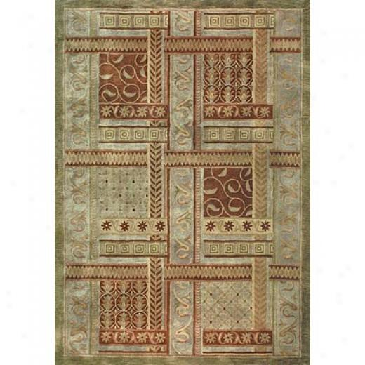 Loloi Rugs Summerhill 4 X 6 Red Area Rugs