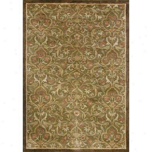 Loloi Rugs Summerhill 8 X 11 Olive Area Rugs