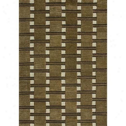 Loloi Rugs Timpton 5 X 8 Brone Area Rugs