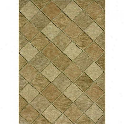 Loloi Rugs Timpton 5 X 8 Light Gold Area Rugs