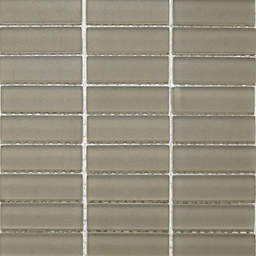 Maestro Mosaics Crystal Glass Mosaic Light Green Tile & Stone