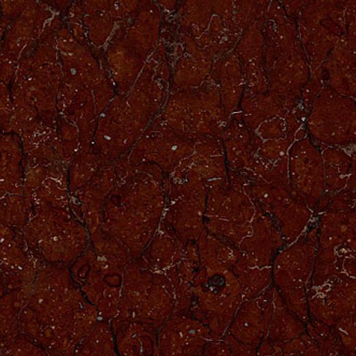 Maestro Mosaics Marble 12 X 12 Polished Amber Rouge Tile & Stone