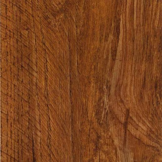 Mannington Adura Plank - Homestead Plank Richmond Cherry Cinnamon Vinyl Flooring