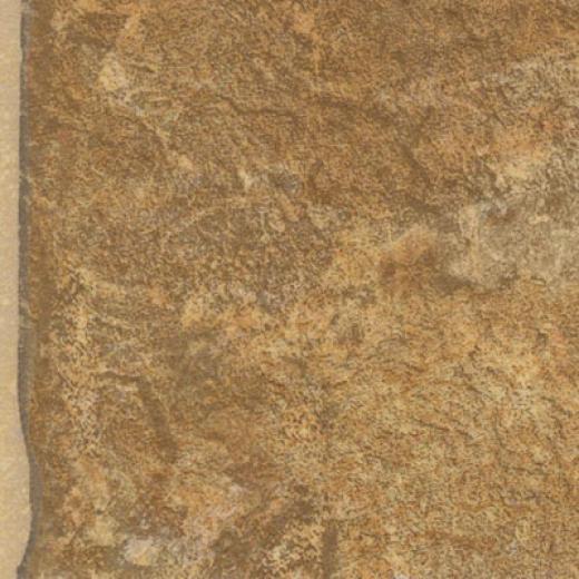 Manninton Adura Tile - Vienna Striated Cnayon Vinyl Flooring