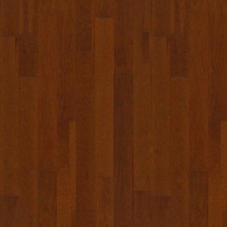 Mannington American Hickory Plank 3 Russet Hardwood Flooring