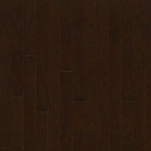 Mannington American Oak 3 Inch Plank Brickyard Hardwood Flooring