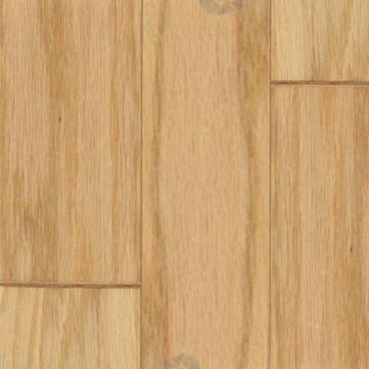 Mannington Asheville Oak Plank 5 Natural Hardwood Flooring