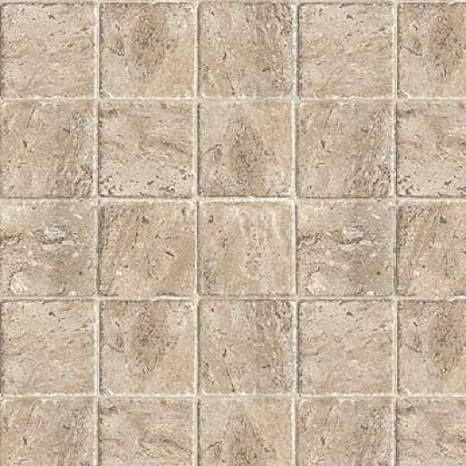 Mannington Benchmark - Rocoso 6 Cayman Sand With Peach Vinyl Flooring
