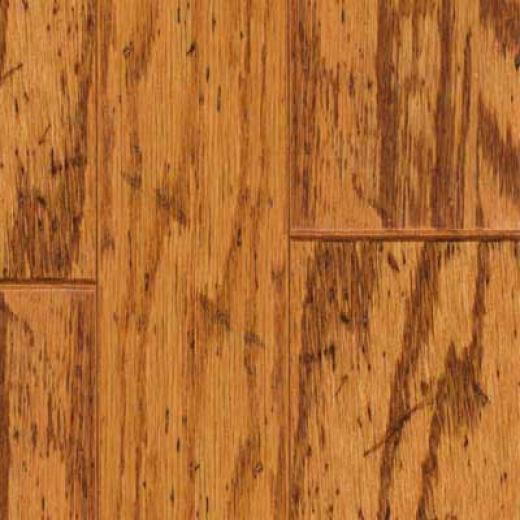 Mannington Brandywine Oak Plank Amber Hardwood Flooring