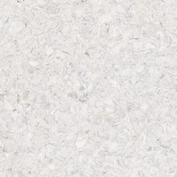 Mannington Brushwork Gesso White Vinyl Flooring