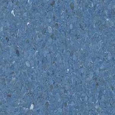 Mannington Brushwork Prussian Blue Vinyl Flooring