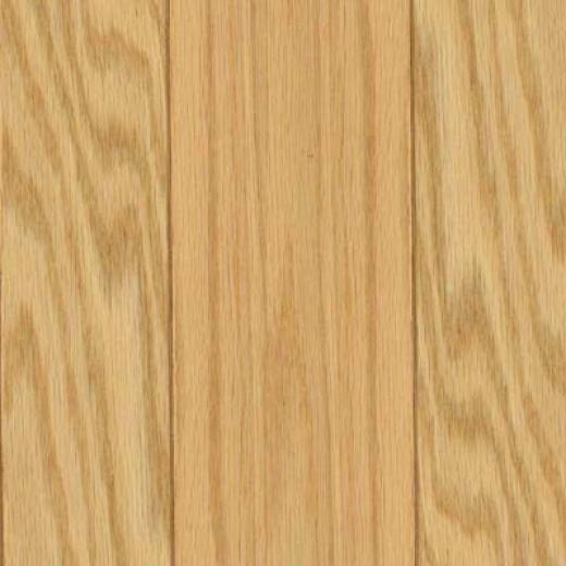 Mannington California Oak Plank Natural Hardwood Flooring