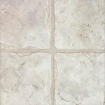 Mannington Ceramica - Knights Bridge 12 Frosted White Vinyl Flooring