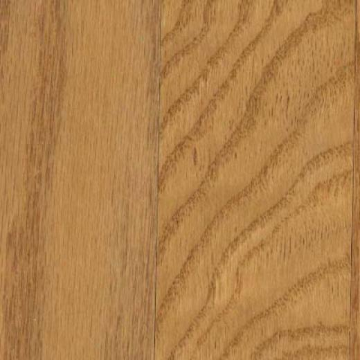 Mannington Concord Oak Plank Honeytone Hardwood Flooring