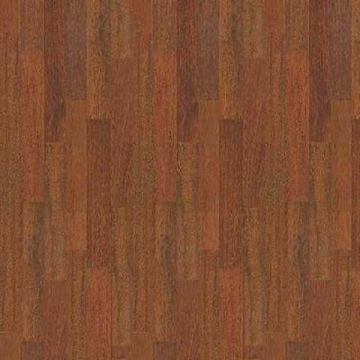 Manninngton Coordinations Collection Figurative Mahogany Laminate Flooring